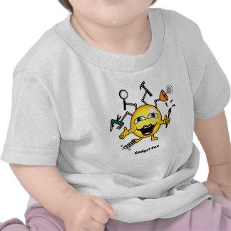 Gadget Ball Shirts