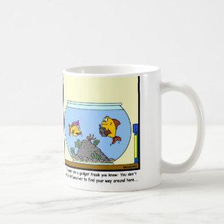 Gadget Freak Coffee Mug