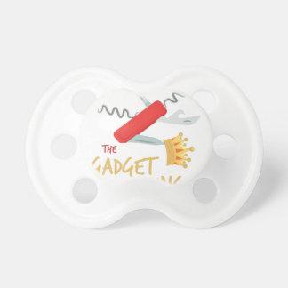 Gadget King Pacifier