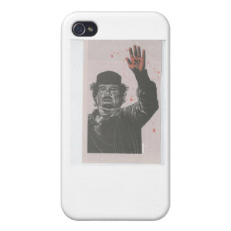 Gadhfi's last Day iPhone 4 Cover
