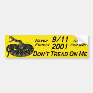 Gadsden Bumpersticker Bumper Sticker
