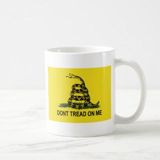 gadsden coffee mug