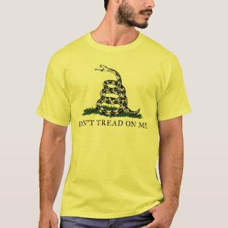 Gadsden - Don't Tread On Me snake T-Shirt