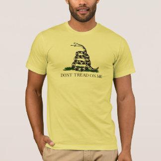 Gadsden Flag - Dont Tread On Me T-Shirt