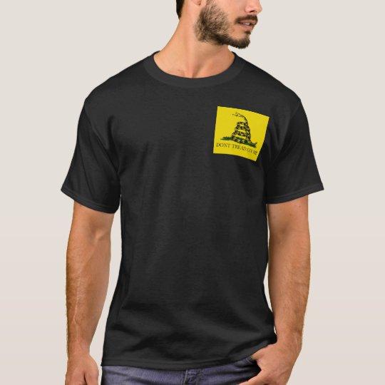 Gadsden Flag Don't Tread On Me T-Shirt