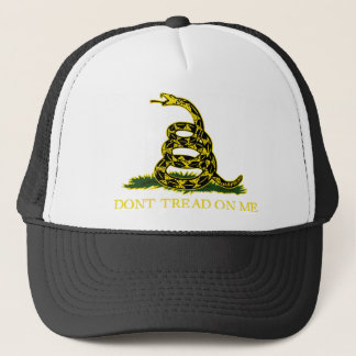 Gadsden Flag 'Don't Tread on Me' Trucker Hat
