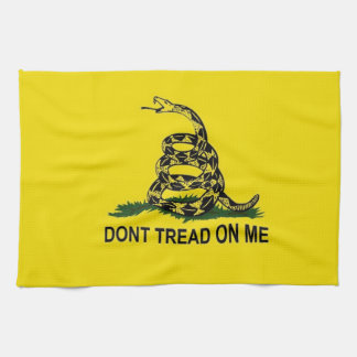 Gadsden Flag Kitchen Towel
