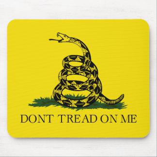 Gadsden Flag Mouse Pad