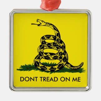 Gadsden Flag Ornament