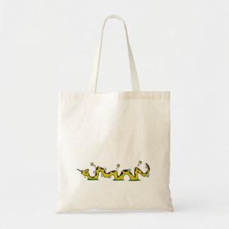 Gadsden Trodden Tote Bag