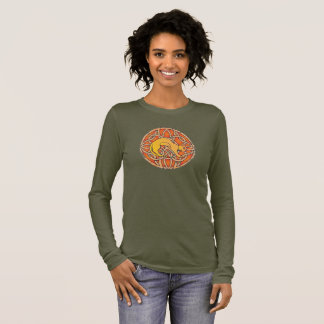 Gaelic Cat Long Sleeve T-Shirt