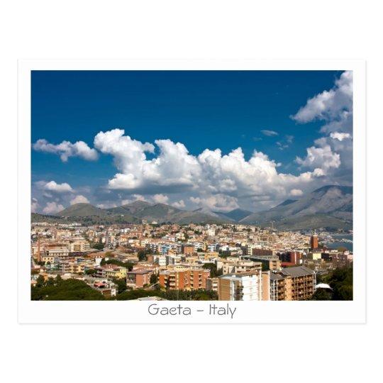 Gaeta Postcard