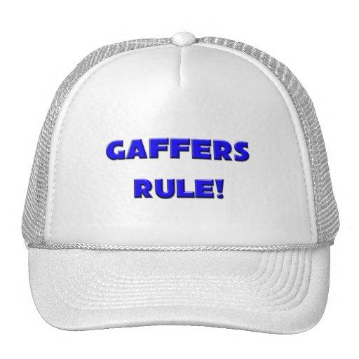 Gaffers Rule! Trucker Hat