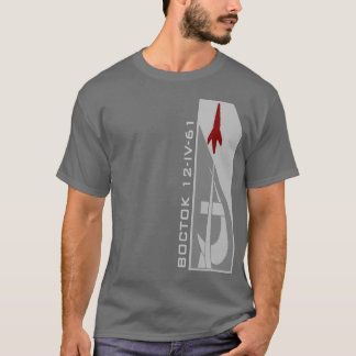 GAGARIN VOSTOK ONE 1961 T-Shirt