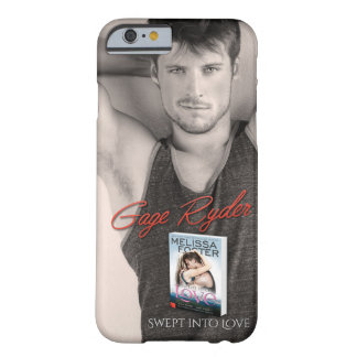 Gage Ryder - Choose A Phone Case, Barely There iPhone 6 Case