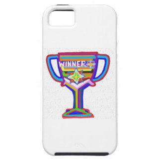 GAGNANT : La main a ouvré le trophée : Encouragez Coque Case-Mate iPhone 5