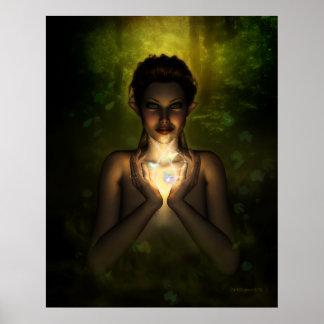 Gaia Print