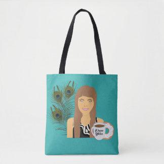 Gail Ohana Donut Tote Bag