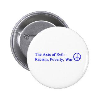 gail's peace design 2 inch round button