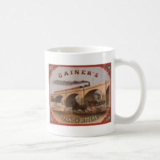 Gainer s Spanish Bitters Coffee Mug