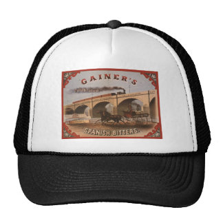 Gainer s Spanish Bitters Hats
