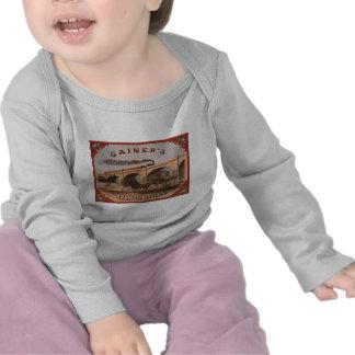 Gainer s Spanish Bitters Tee Shirts
