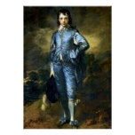 Gainsborough - The Blue Boy Poster