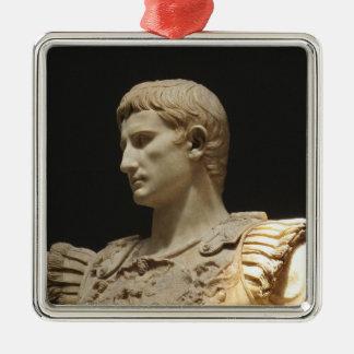 Gaius Julius Caesar Metal Ornament