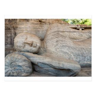 Gal Vihara, Polonnaruwa, Sri Lanka Postcard