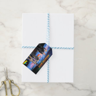 Galactic Blitz Gift Tags Pack Of Gift Tags