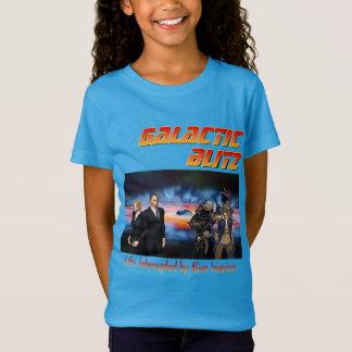 Galactic Blitz Girls Fine Jersey T-Shirt
