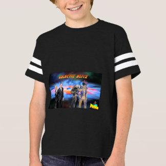 Galactic Blitz Kids' Football Shirt