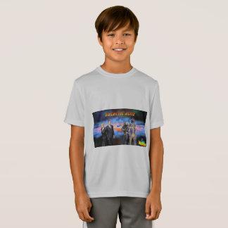 Galactic Blitz Kids Sport-Tek Competitor T-Shirt