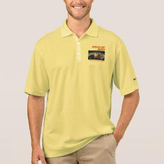 Galactic Blitz Men's Nike Dri-FIT Pique Polo Shirt