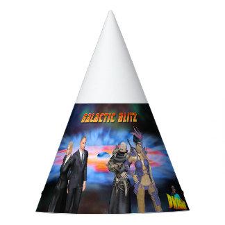 Galactic Blitz Party Hat