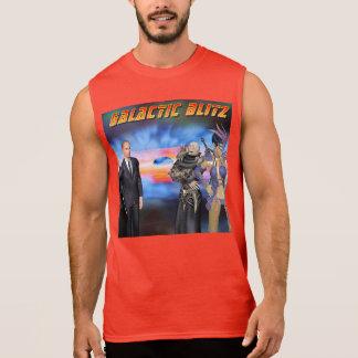 Galactic Blitz Sleeveless Tee