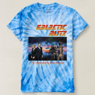 Galactic Blitz Spiral Shirt
