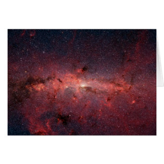Galactic Center Card