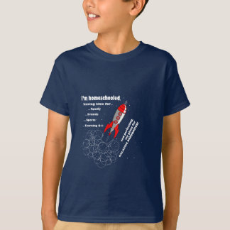 Galactic Domination Kids Shirt