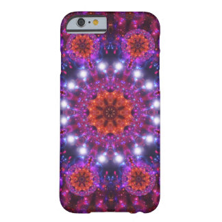 Galactic Halo Mandala Barely There iPhone 6 Case