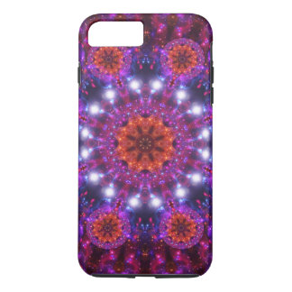 Galactic Halo Mandala iPhone 7 Plus Case
