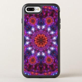 Galactic Halo Mandala OtterBox Symmetry iPhone 8 Plus/7 Plus Case
