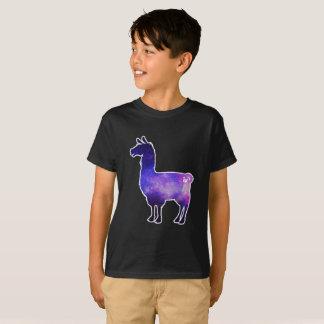 Galactic Llama Kids T-Shirt