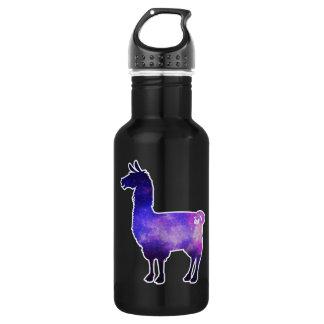 Galactic Llama Water Bottle