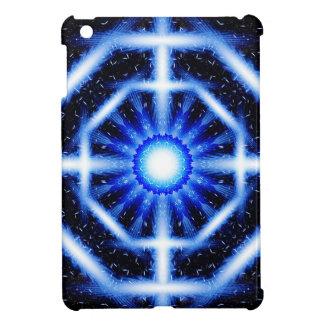 Galactic Octagon Mandala iPad Mini Cover