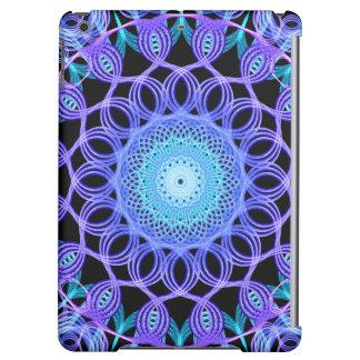 Galactic Web Mandala iPad Air Covers