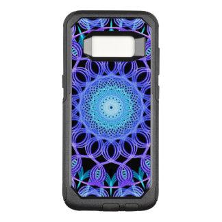 Galactic Web Mandala OtterBox Commuter Samsung Galaxy S8 Case