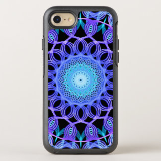 Galactic Web Mandala OtterBox Symmetry iPhone 8/7 Case
