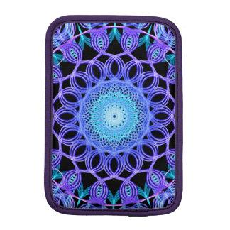 Galactic Web Mandala Sleeve For iPad Mini