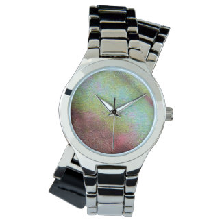 Galactic Wraparound Wrist Watch